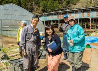 花見山プロジェクト阿部勝善さん