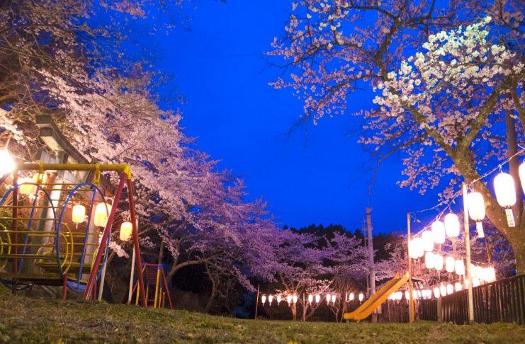 南三陸の桜の名所