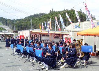 「志津川中吹奏楽部」熊本地震チャリティーコンサート
