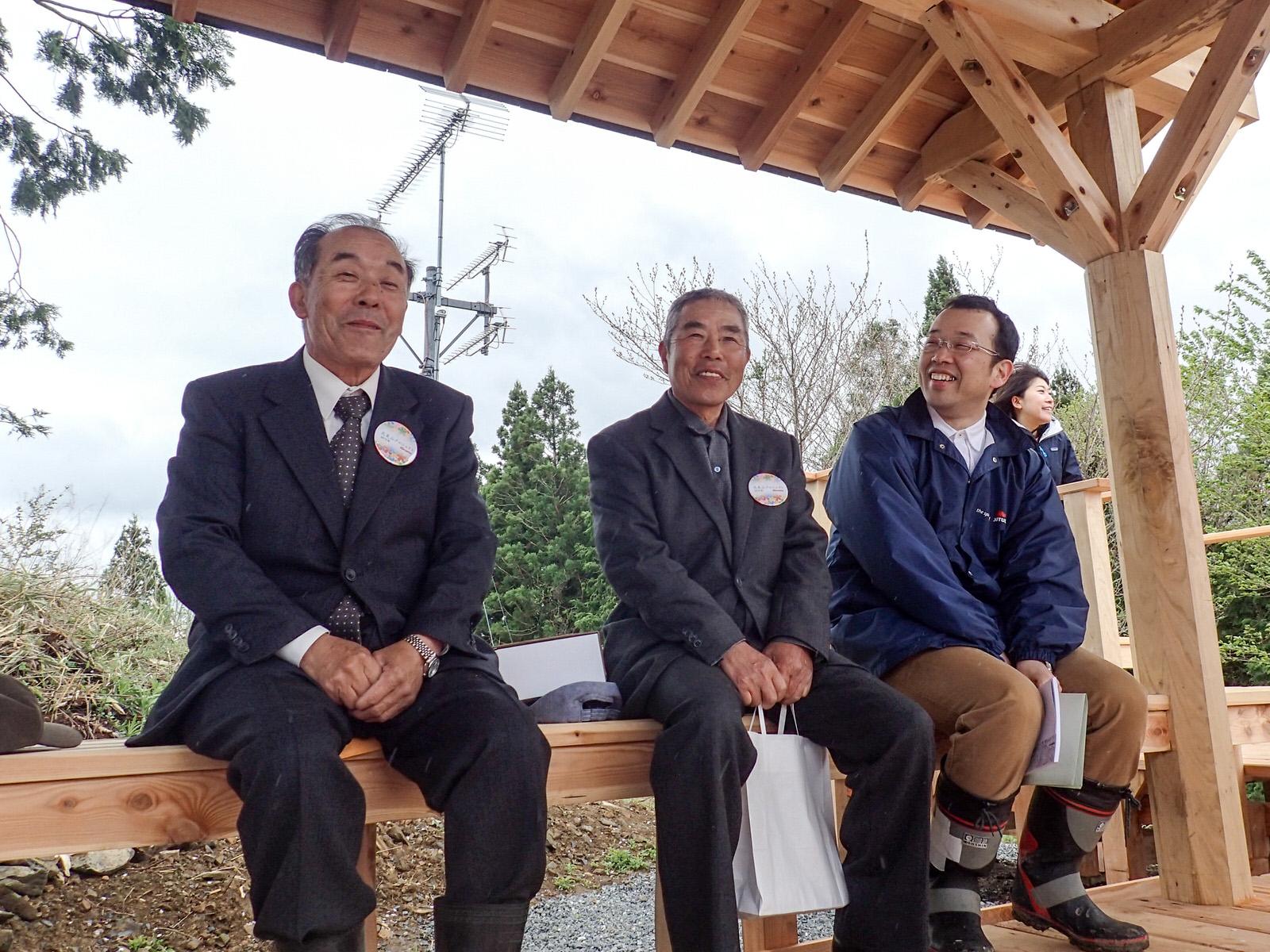 """入谷に""""桃源郷""""を!花見山感謝祭開催"""