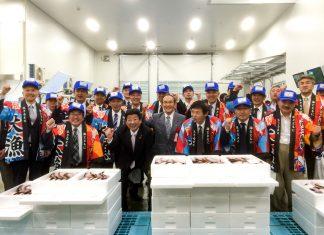 祝!悲願の本設魚市場落成!