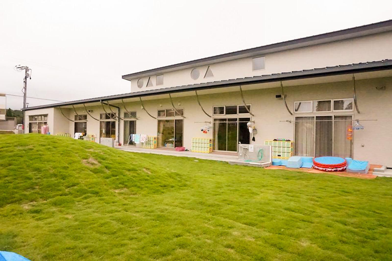 高台で再建!伊里前保育所と戸倉保育所 訪問レポート