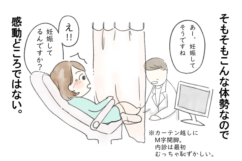 た に 来 妊娠 発覚 生理 の